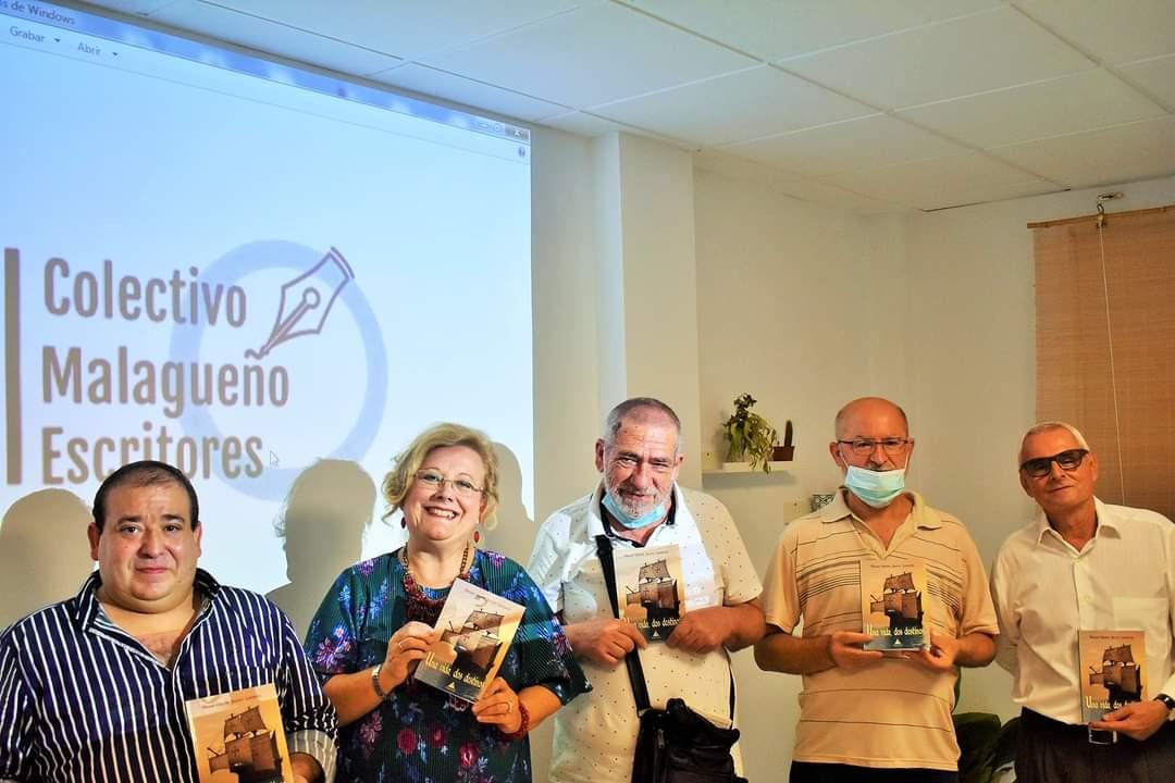 Presentación del libro Una vida, dos destinos de Manuel Valentín Jiménez Lombardo